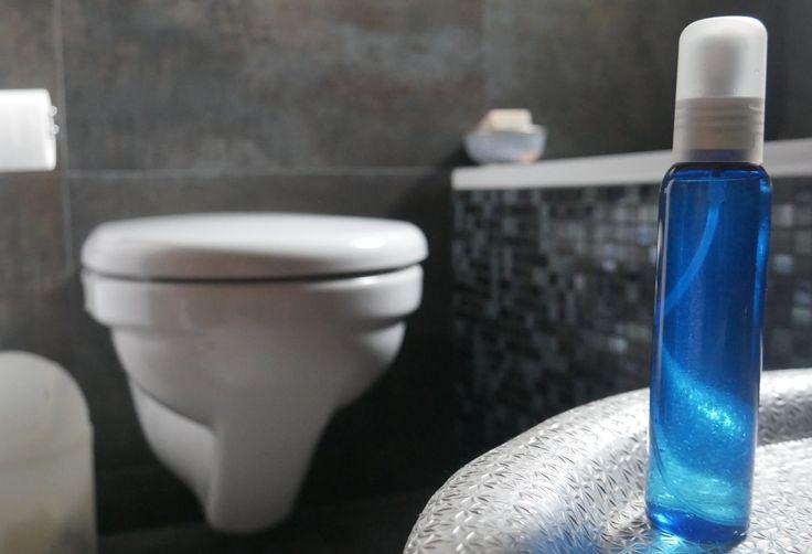 Le spray WC exterminateur d'odeurs, aux 3 huiles essentielles | PalomaTortillon
