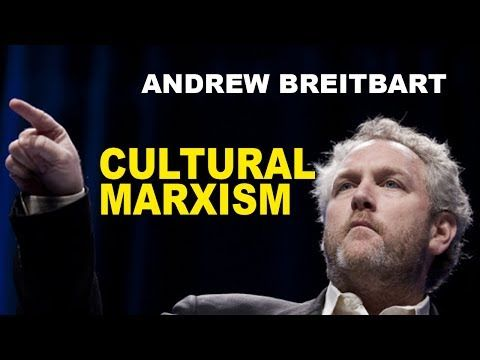(1) Andrew Breitbart: Cultural Marxism and Dishonest Media - YouTube