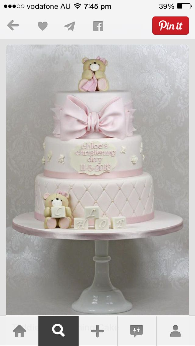 Love this cake by Katie Young