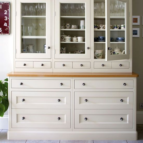 White Kitchen Dresser 185 best new kitchen: freestanding units images on pinterest