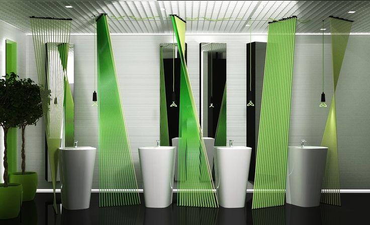 71 best office bathroom design images on pinterest office bathroom