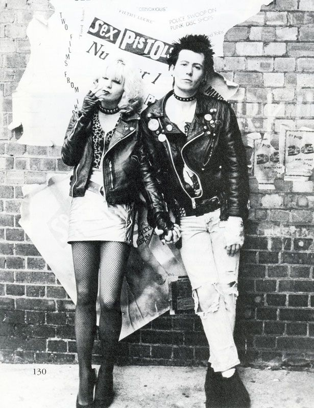 Chloe Webb, Gary Oldman in Sid and Nancy (1986)