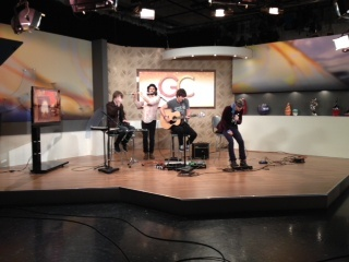 Up and coming group Gentlemen Hall performed on Good Company today.   They have been featured at SXSW and on the Billboard Music Awards show.  Click the pic and take a listen.