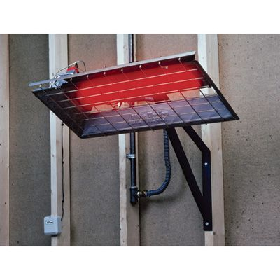 Mr Heater Propane Garage Heater With Thermostat 22 000