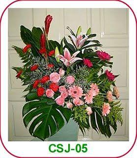 Standing Flowers - Florist Jakarta - Online Flower Shop :: Hotline 021-60503980, 021-94229037, Pin BB: 320F2810