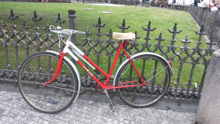 Our Eska Sport 1967 waiting for you in Old Town Square
