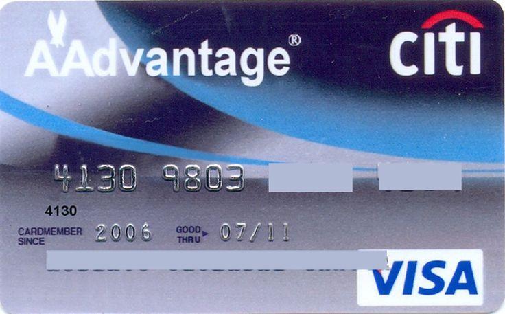 A*Advantage VISA (Citibank, Mexico) Col:ME-VI-0142