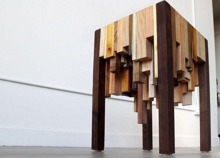 10 Ideen Zu Barhocker Holz Auf Pinterest Moderner