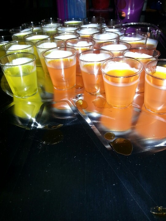 how to make strong jello shots with vodka