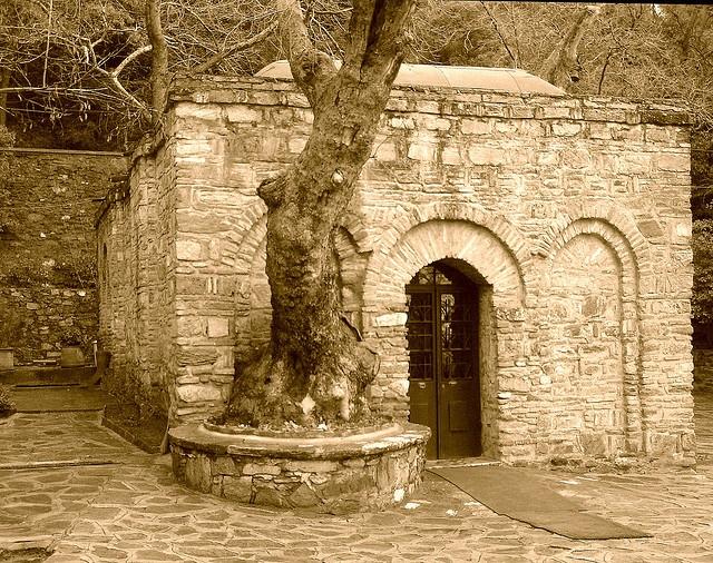 Virgin Mary's last home in Ephesus, ph. by Swamibu