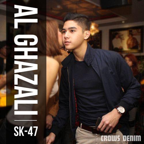 Jaket Al-Ghazali SK 47   //  081904000541 // pin BB 2ABA8E09