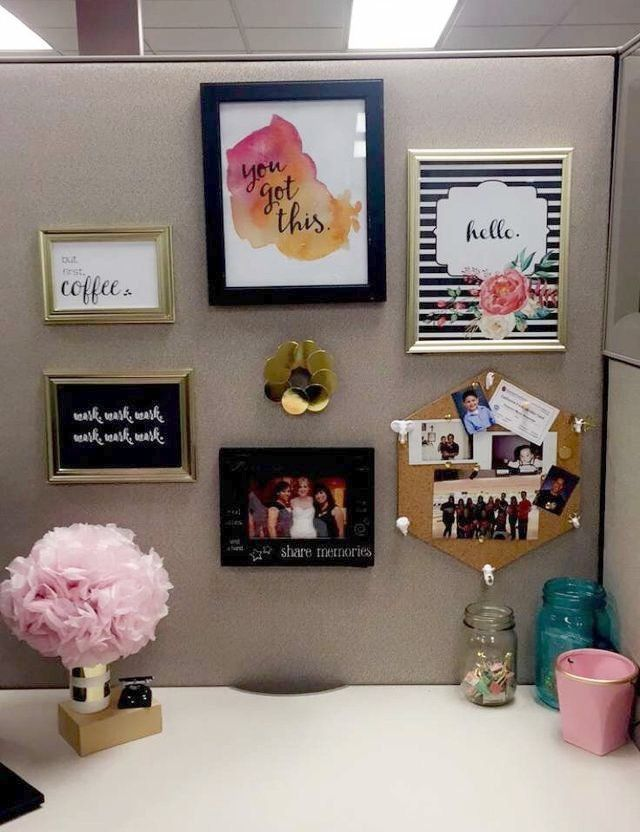 Image Result For How To Decorate Your Office At Work