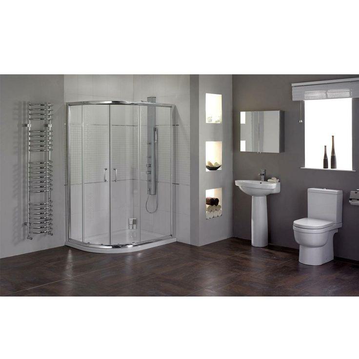 Quadrant Shower Enclosure 1200 x 900