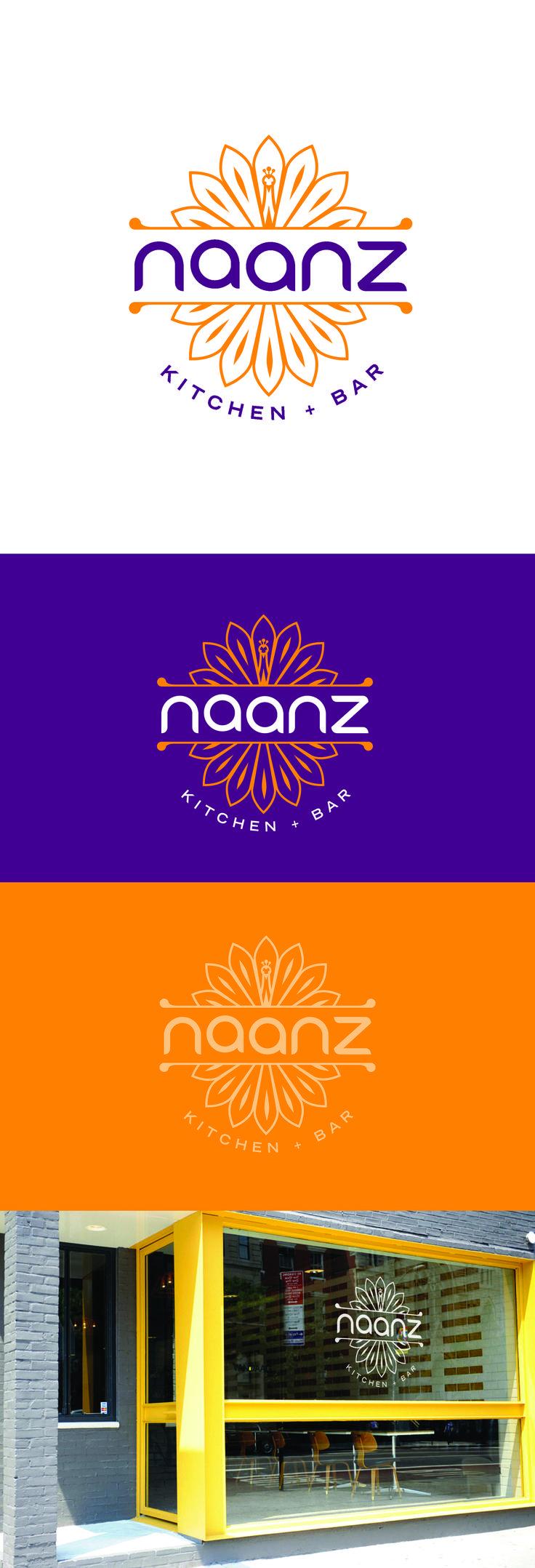 concept for a trendy Indian restaurant designed by Vishal Cabral