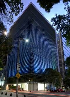 Our new building @ Reforma 231