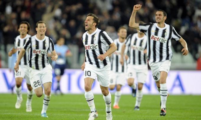 Un nome, una leggenda: Alex Del Piero  Juventus-Lazio 2-1
