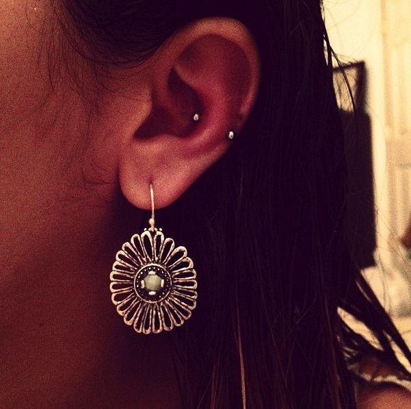 Snug piercing, i think its cute