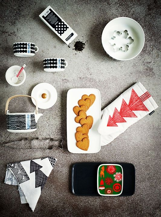 Tips and thoughts from design blogger Emma: kitchen & table | Marimekko Village...