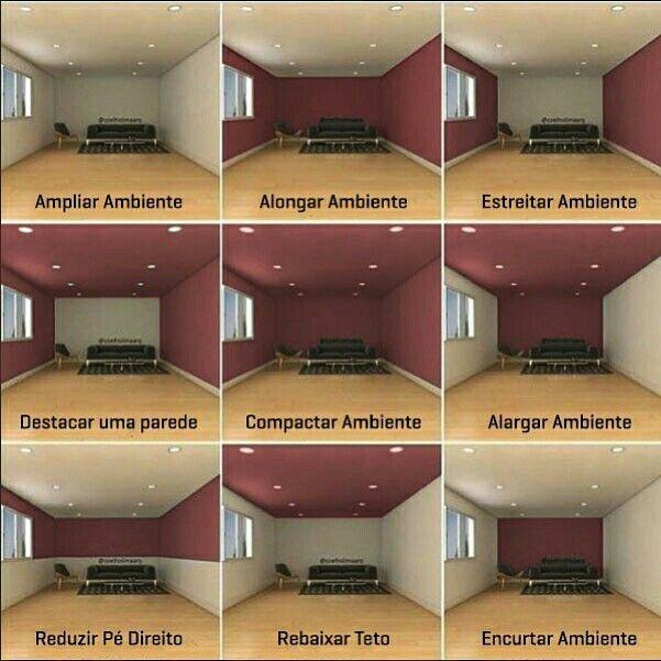 Il metodo più efficace per dipingere le pareti di un piccolo soggiorno è scegliere una. Curiosita Colori Pareti Casa Piccola Progettazione Interni Casa Idee Per Interni