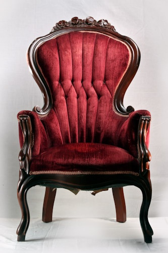 17 best victorian seat style images on pinterest chairs. Black Bedroom Furniture Sets. Home Design Ideas