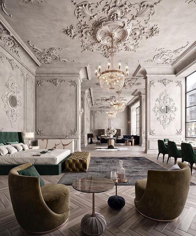 Create Your Style With The Help Of Rush Interiors Luxury Interior Design Classic Interior Design Luxury Interior