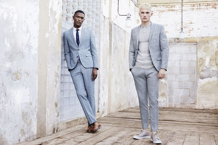 River Island Spring/Summer 2017 Tailoring Collection