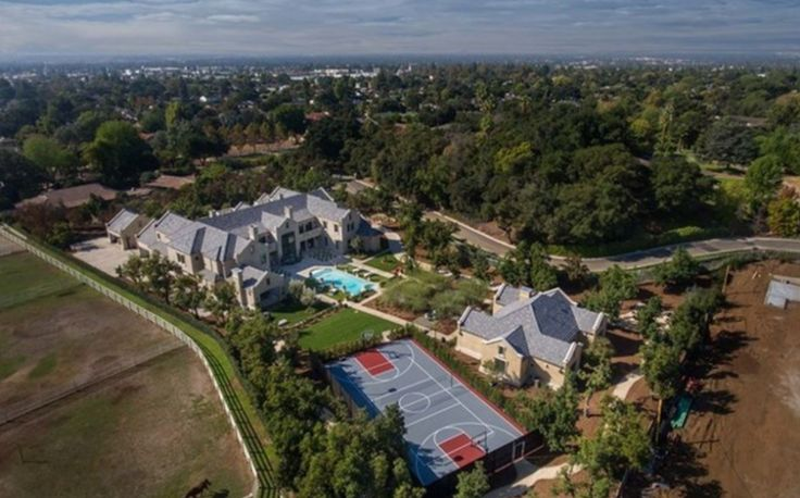 $18 Million Newly Built English Tudor Style Estate In Bradbury, CA