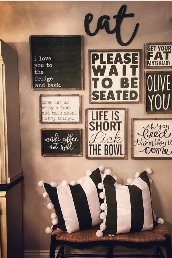 Dining Room, Dining Room Wall Decor Ideas