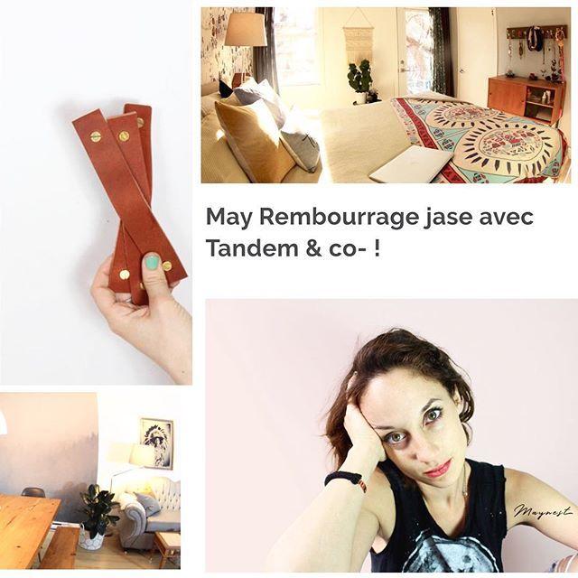 Entrevue intime avec #tandem&co- avec des photos de ma maison qui sera bientôt la maison dun autre... http://ift.tt/2DDmOhP #maisonmontreal #maisonplateau #plateaumontroyal