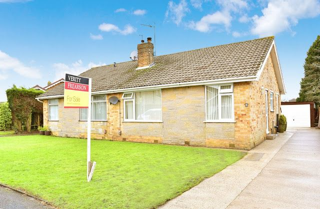 Harrogate Property News - 2 bed semi-detached bungalow for sale Beckwith Avenue, Harrogate HG2