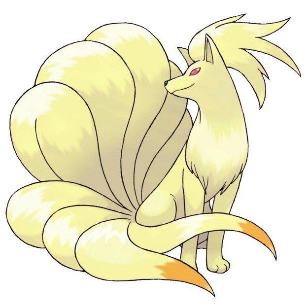 Ninetales | The Definitive Ranking Of The Original 151 Pokémon