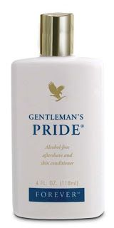Gentleman's Pride is an alcohol-free aftershave balm that helps to soothe and condition sensitive skin after shaving. The silky, smooth lotion can also double up as a moisturiser to revitalise the skin and calm irritation caused by razors or exposure to the sun.