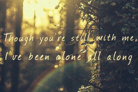 Evanescence quote