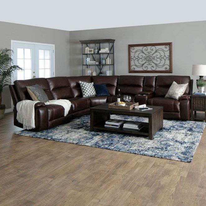 43 read this report on dark brown couch living room ideas