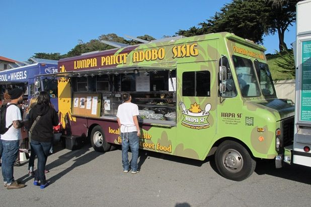 10 San Francisco Food Trucks Not to Miss | The Daily Meal