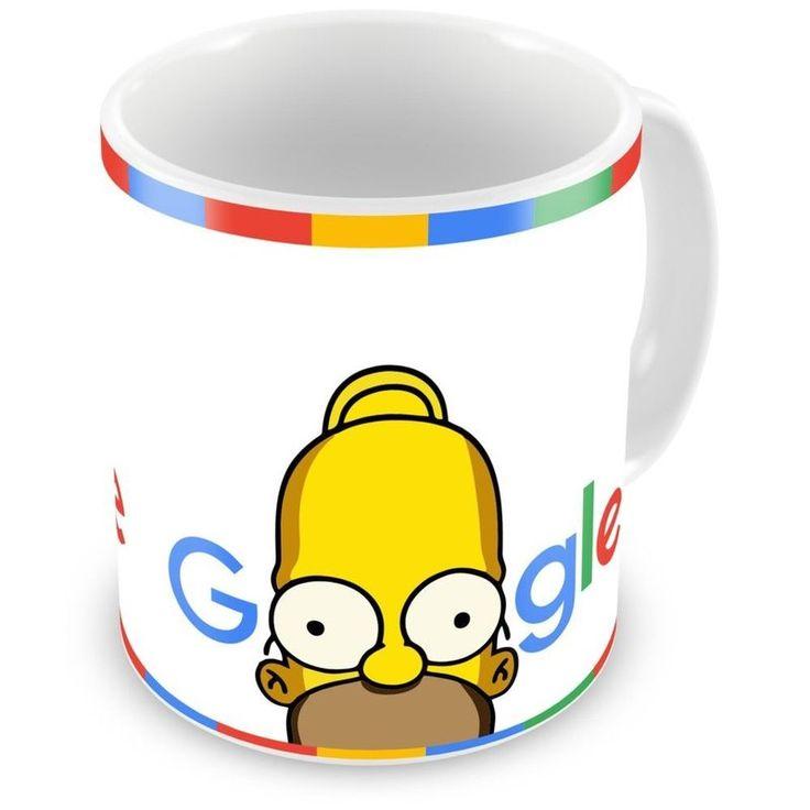 Para quem gosta do google, é do simpsons