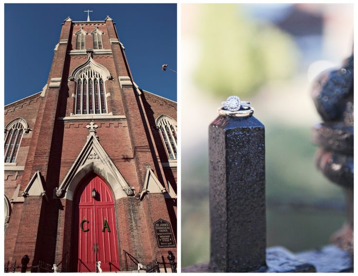 Anna + Chris | St. John United Church of Christ | Jules Wiegand Photography