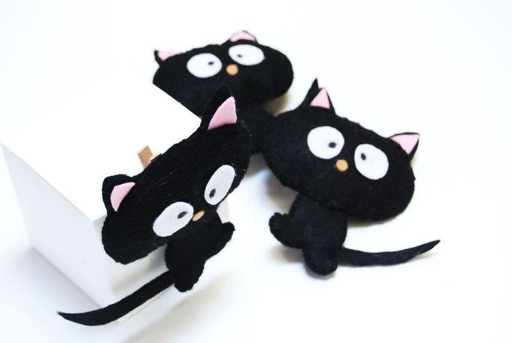Gattini neri di Io Contemporanea Retrò su DaWanda.com