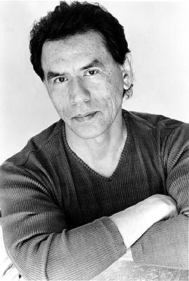 Wes Studi - Cherokee.  I love Wes Studi.  He is an awesome actor!