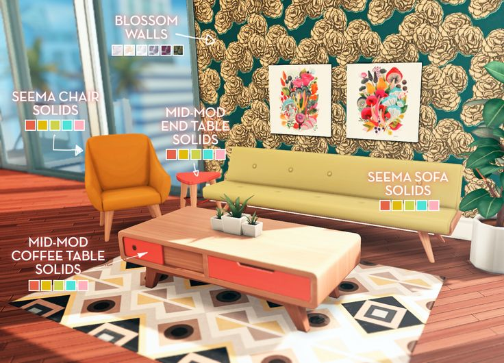 how to rotate furniture in build mode sims 4