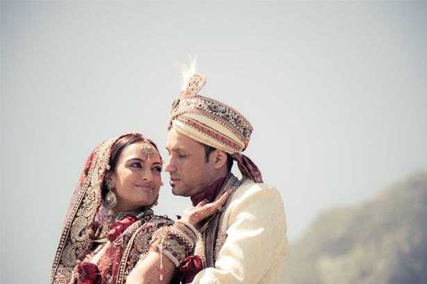 {Real Weddings} Ria and Vidwan