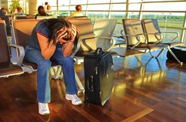 Dealing with Airport delays