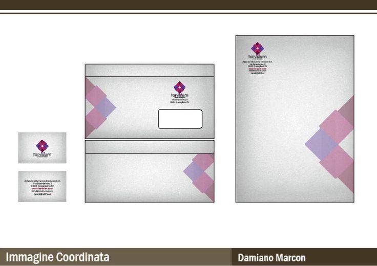Studente Damiano Marcon (Immagine Coordinata)