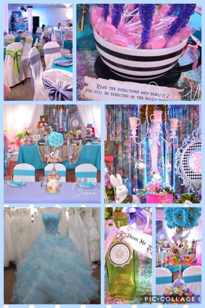 Alice In Wonderland Quinceanera Xv Quinceanera Themes Quince Themes Quinceanera