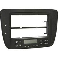 Metra 99-5718 Single or Double DIN Installation Dash Kit for 2000-2003 Ford Taurus -Black by Metra. $190.20. 2000-2003 Ford Tarus/Mercury Sable Electronic Climate Control Radio Install Kit, (For Vehicles With Electronic Climate Controls), Metras Install kits are manufactured from OEM quality ABS plastic designed to leave no gaps between the dash and the kit, Install dash kit for Single or Double DIN/ISO Radios , Includes a storage pocket below the radio, Designed and ...