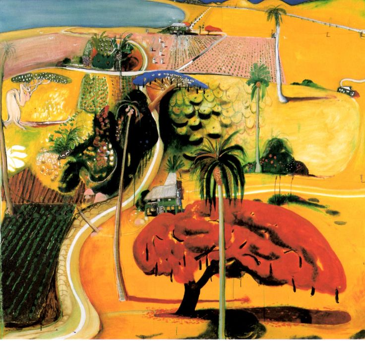 Brett Whiteley  Far North Queensland