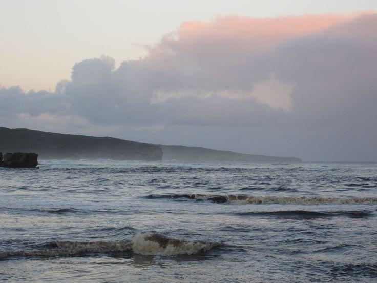 The south coast of Kangaroo Island