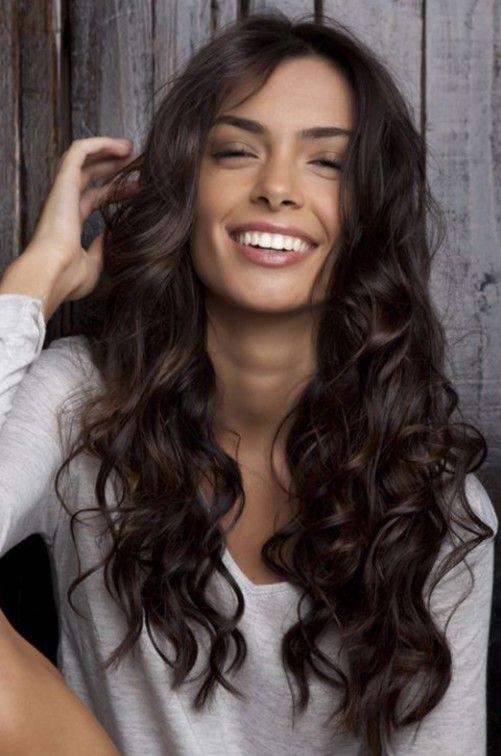 Esmerlerin Fönlü Saç Modelleri