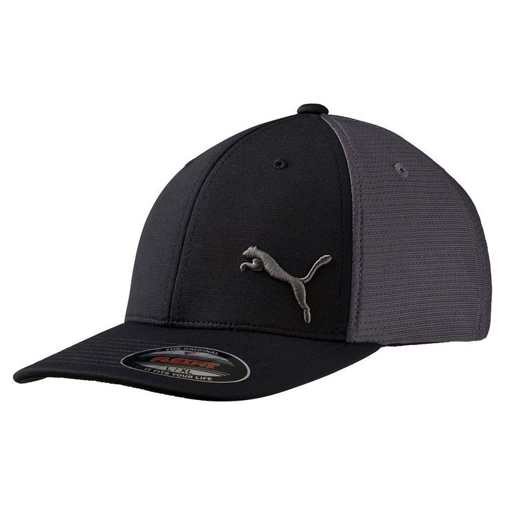 Fancaps - Performance Mesh flexfit Cap Black, $39.95 (http://www.fancaps.com.au/performance-mesh-flexfit-cap-black/)