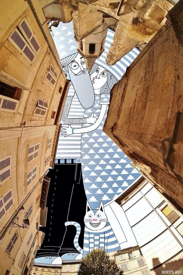 Francés #ThomasLamadieu  genius of the doodles